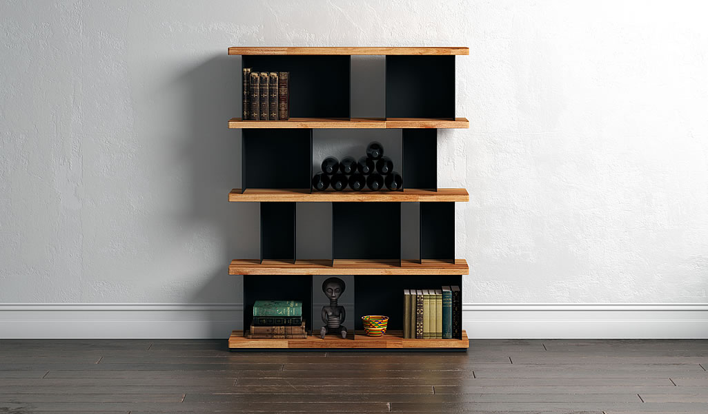 Stack Shelves 2