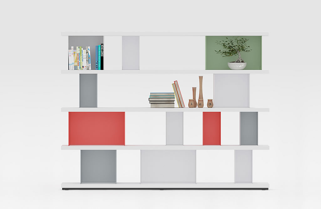 Stack Shelves 7